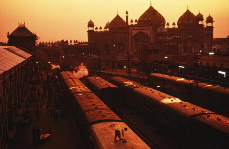 Agra-Fort-Station