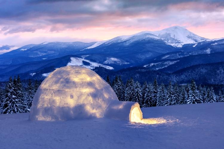 arctic igloo ivan kmit
