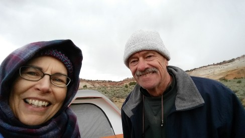 Cynthia Anderson and Bill Dahl
