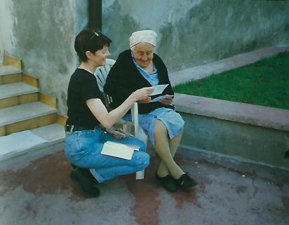 lariano grandma