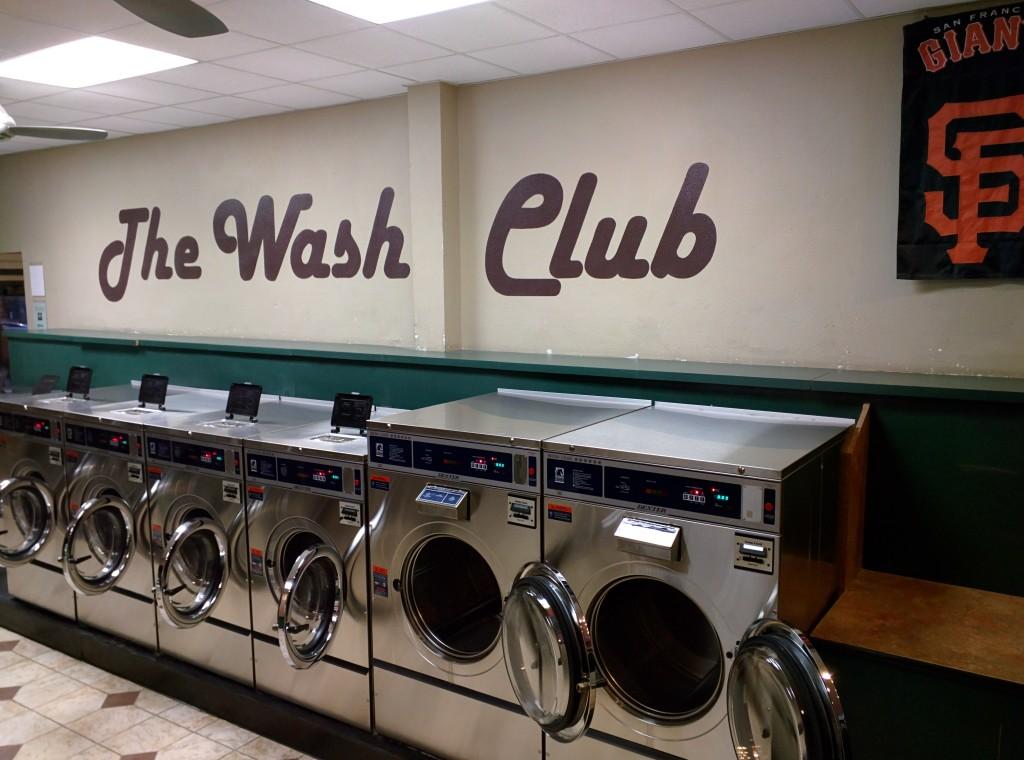 wash club SF