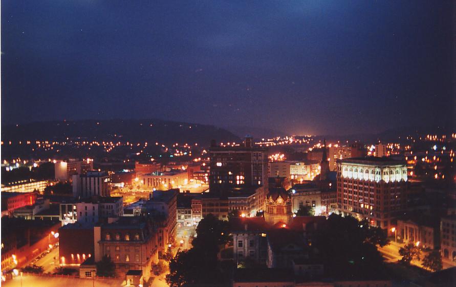 Downtown_Binghamton_at_Night