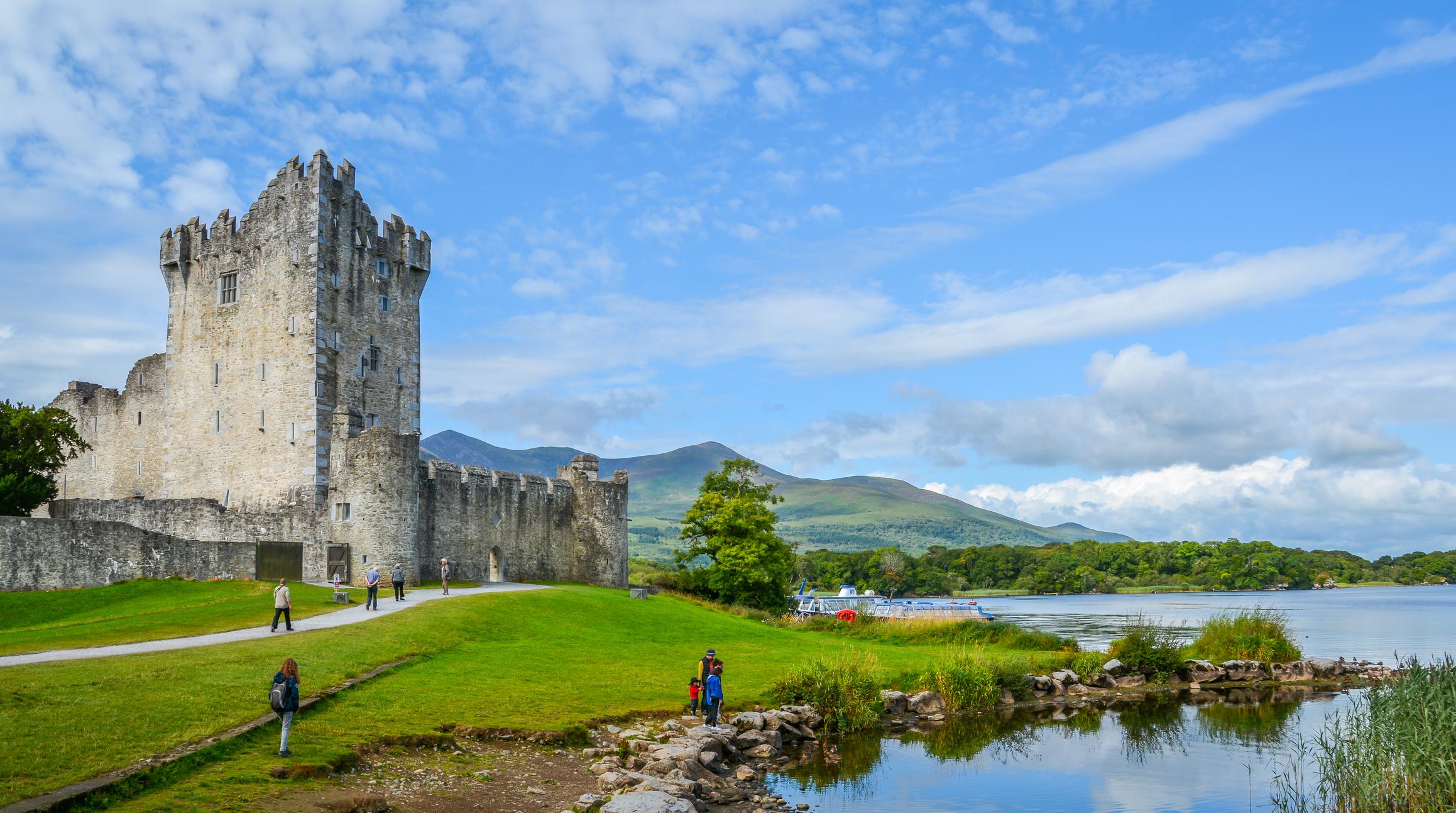 Ireland stefano valeri licensed