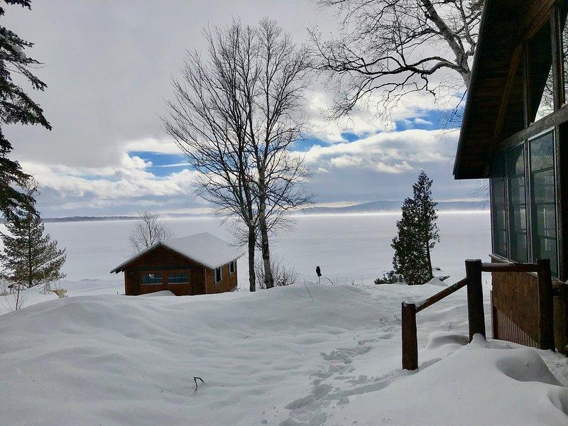 lake cabin 1