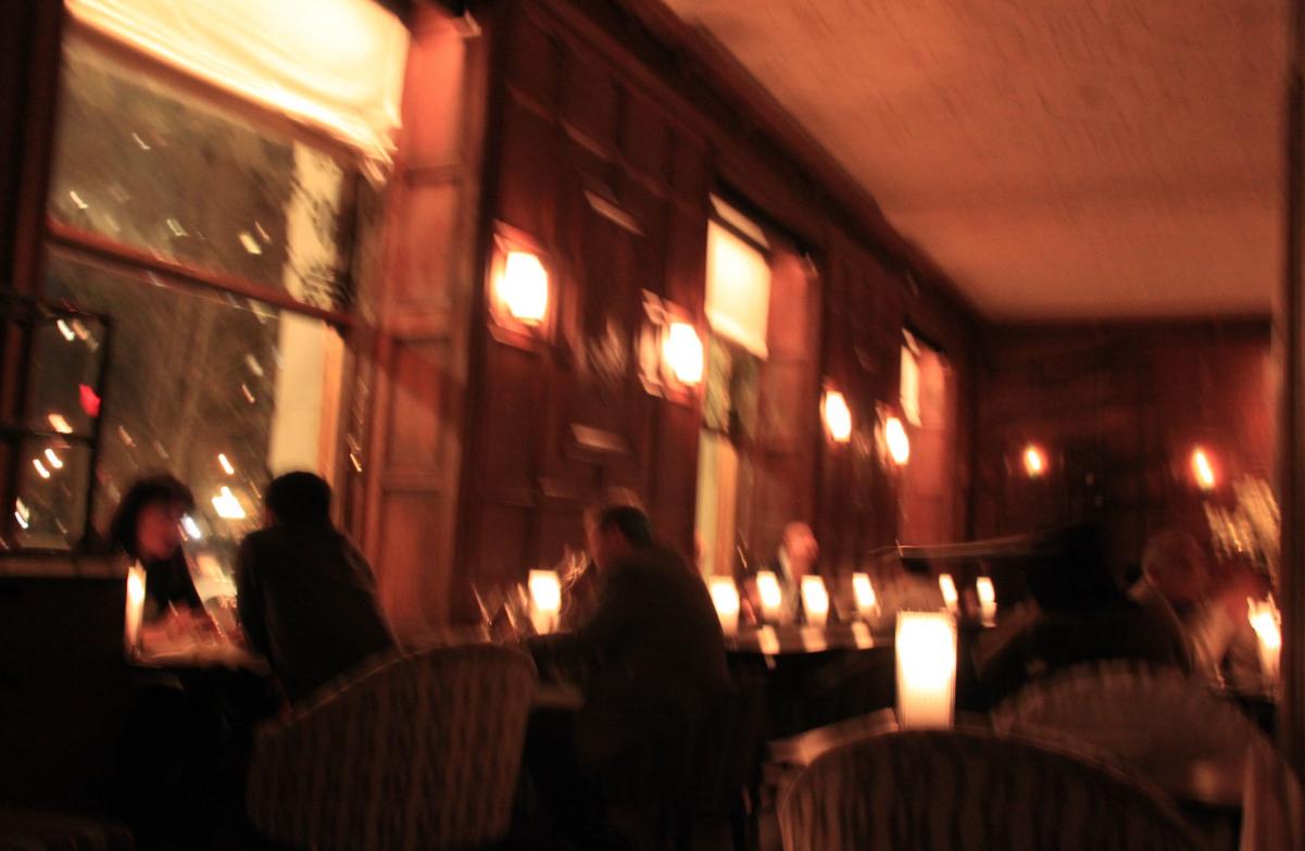 oak bar nyc