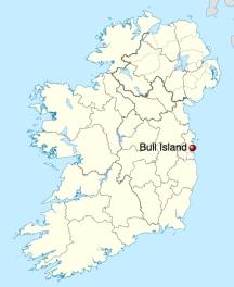 bull island map