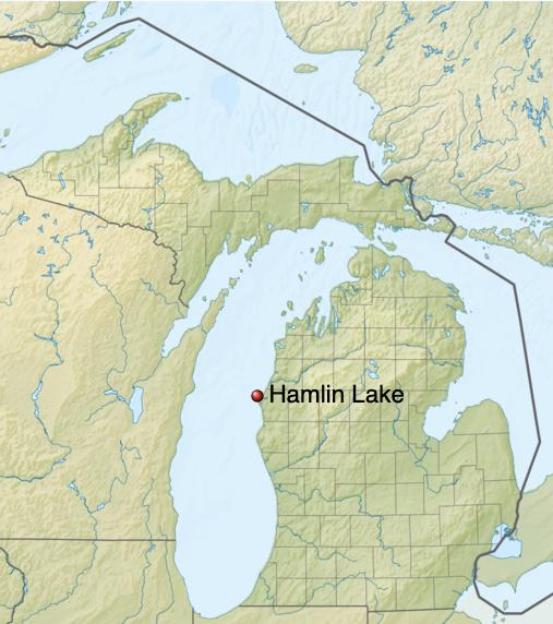 hamlin lake 1