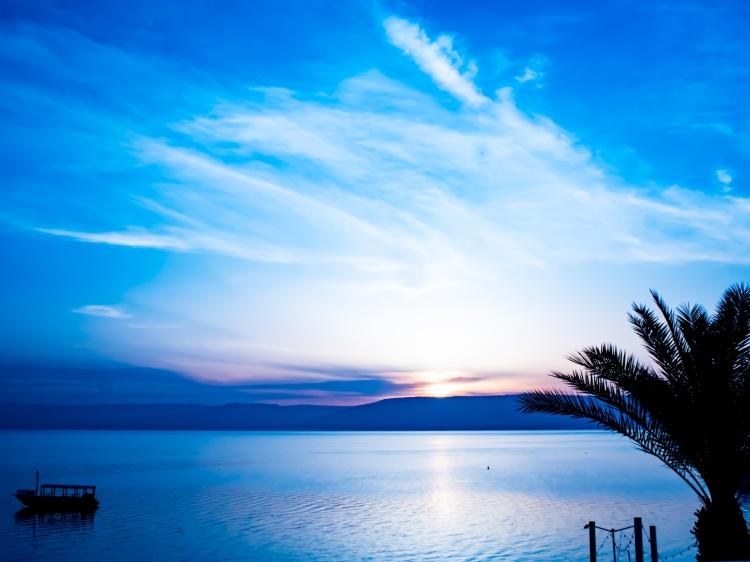 israel sea galilee